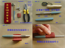 How To Open HERO 100 Pens Special Repairing Tools To Dismantle Take Apart Kits