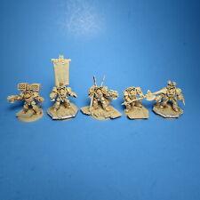 GW Warhammer 40K Dark Angels Deathwing Command Squad g45