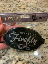 Firefly Serenity Q-Tags Engineered by Firefly Luggage Tag Loot Crate