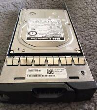 "Dell EqualLogic 2TB 7.2K SATA Hard Drive 8RMTX MJ3DK 3.5"" hot plug drive"
