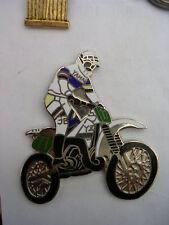 PIN'S  MOTO /  MOTO TRIAL  /  SUPERBE
