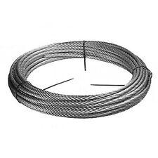 Ø 5 mm fil inox Rope 316 Câble acier inox 2.45Kg 25M