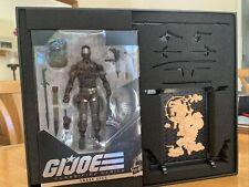 GI Joe Classified Deluxe Snake Eyes Hasbro Pulse Exclusive 6? Inch Action Figure