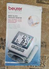 BC30 Wrist Blood Pressure Monitor Adjust. Cuff Automatic & Digital 2X 60 Reading