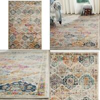 madison cream/multi 9 ft. x 12 ft. area rug | distressed safavieh binding price