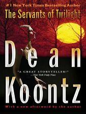 Dean KOONTZ / SERVANTS of TWILIGHT     [ Audiobook ]