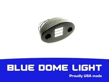 BILLET LED DOME LIGHT/ ROCK ACCENT YXZ RZR X3 ( BLUE ) MADE IN USA 1.75 RADIUS
