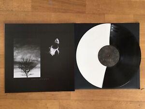 "RESPIRE ""gravity&grace"" LP NEW on half white/half black vinyl, funeral diner"