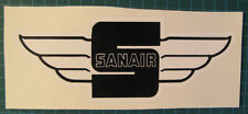 CANADA SANAIR NHRA Hot Rod Nostalgia Drag Racing Ford-Chevy-Vinyl Sticker Decal