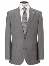 Chester Barrie SOHO Grey Check Trousers W34 L31 London Smart Tailored Fit
