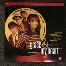 GRACE OF MY HEART Laserdisc BRAND NEW! SEALED! ONLY NEW COPY ON eBAY!!
