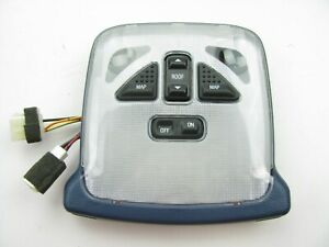 NEW - OUT OF BOX - OEM 1993-1997 Ford Probe GT Map Light Dome Lamp BLUE COLOR