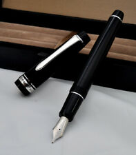 Pilot Namiki Heritage 912 Stylo Plume Or Blanc 14 K No.10 White Gold Fountainpen