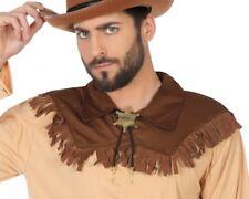 Cravate Lacet Etoile de SHERIFF Déguisement Homme Femme cowboy country sherif