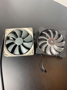 Corsair af140 Noctua 140mm case fans