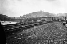 New 5x7 Civil War Photo: Railroad Bridge and Town at Harpers Ferry