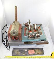 Wilesco - Dampfmaschine Steam Engine D32 - Germany