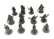 Monopoly The Lord Of The Rings Trilogy Edition 12 Pewter Tokens