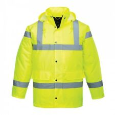 "Portwest Hi Viz Traffic Jacket - S460 - Size XS (32-34"" chest) - Workwear - New"