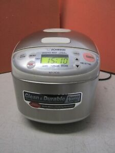 ZOJIRUSHI 3 Cup Rice Cooker NS-LAC05