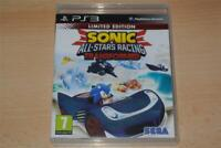 Sonic & All Stars Racing Transformed PS3 Playstation 3 **FREE UK POSTAGE**
