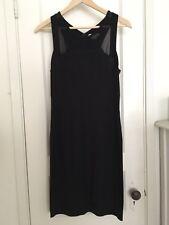 Helmut Lang Black Dress - Size 6