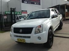Holden Rodeo Manual Passenger Vehicles