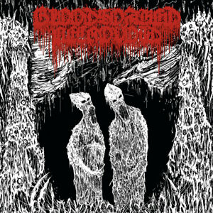 Bloodsoaked Necrovoid - The Apocryphal Paths of the Ancient 8th... LP