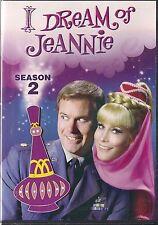 I DREAM OF JEANNIE SEASON 2 (DVD, 2014, 3-Disc Set) NEW