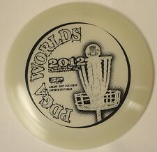 166g DGA Glow PDGA Worlds 2012 SP-Line Undertow Disc Golf Driver