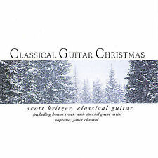 Classical Guitar Christmas * by Scott Kritzer (CD, Sep-2004, Miramont Records)