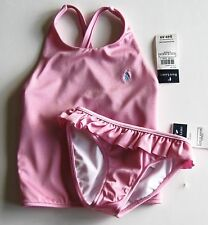 Ralph Lauren Girls Toddler Pink Tankini (2/2T) NWT