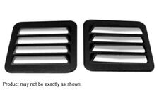 71-96 Chevrolet Full-Size Van ASTRA HAMMOND Textured ABS Rear Window Louver