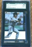 Cal Ripken Baltimore Orioles 1994 SP Holoview insert graded SGC 92 (BGS PSA 8.5)