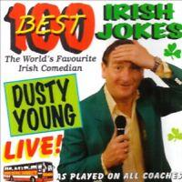 DUSTY YOUNG 100 BEST IRISH JOKES CD