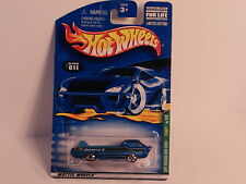 2001 HW Hotwheels TH Treasure Hunt  DEORA