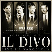 Il Divo - An Evening with Il Divo: Live in Barcelona [New CD] With DVD