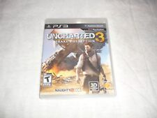 Uncharted 3: Drake's Deception (Sony PlayStation 3, 2011)   COMPLETE