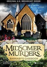 Midsomer Murders: Barnaby's Casebook New DVD! Ships Fast!