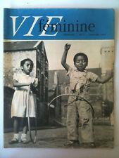 Life Women's n°1 du 01/1959 Around of a Cradle