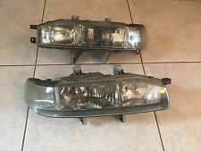 JDM Honda Accord CB3 1pc Headlights 90-93 OEM Stanley Rare CB7 CB6 CB9 CB