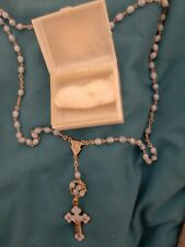 ROSARY BEADS WITH CRUCIFIX