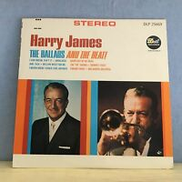 HARRY JAMES The Ballads And The Beat! 1966 USA Vinyl LP EXCELLENT CONDITION