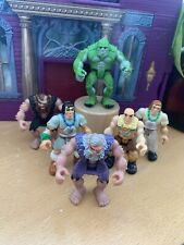 Fisher Price Imaginext Cave Man 2004 Action Figures Lot