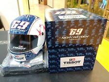Tissot NICKY HAYDEN Limited Edition 2014 Watch Case Box Only Pre-Own Authentic