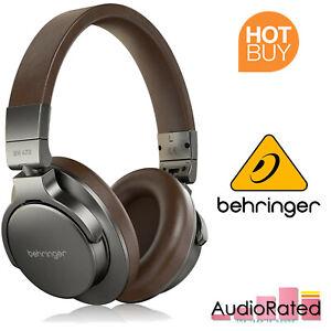 Behringer BH 470 Studio Headphones Monitors DJ Guitar Keyboard Recording Tracks