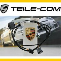 N.Porsche 981 Boxster Kabelstrang Stoßstange vorne LED-Tagfahrlicht+Einparkhilfe