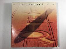LED ZEPPELIN 4 CD Box Set Jimmy Page, Robert Plant Atlantic