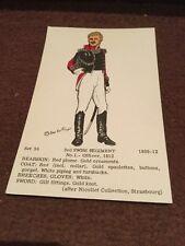Card Rene North Set 56 3rd Swiss Regiment No 1