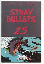 Stray Bullets 25 El Capitan 2002 VF David Lapham